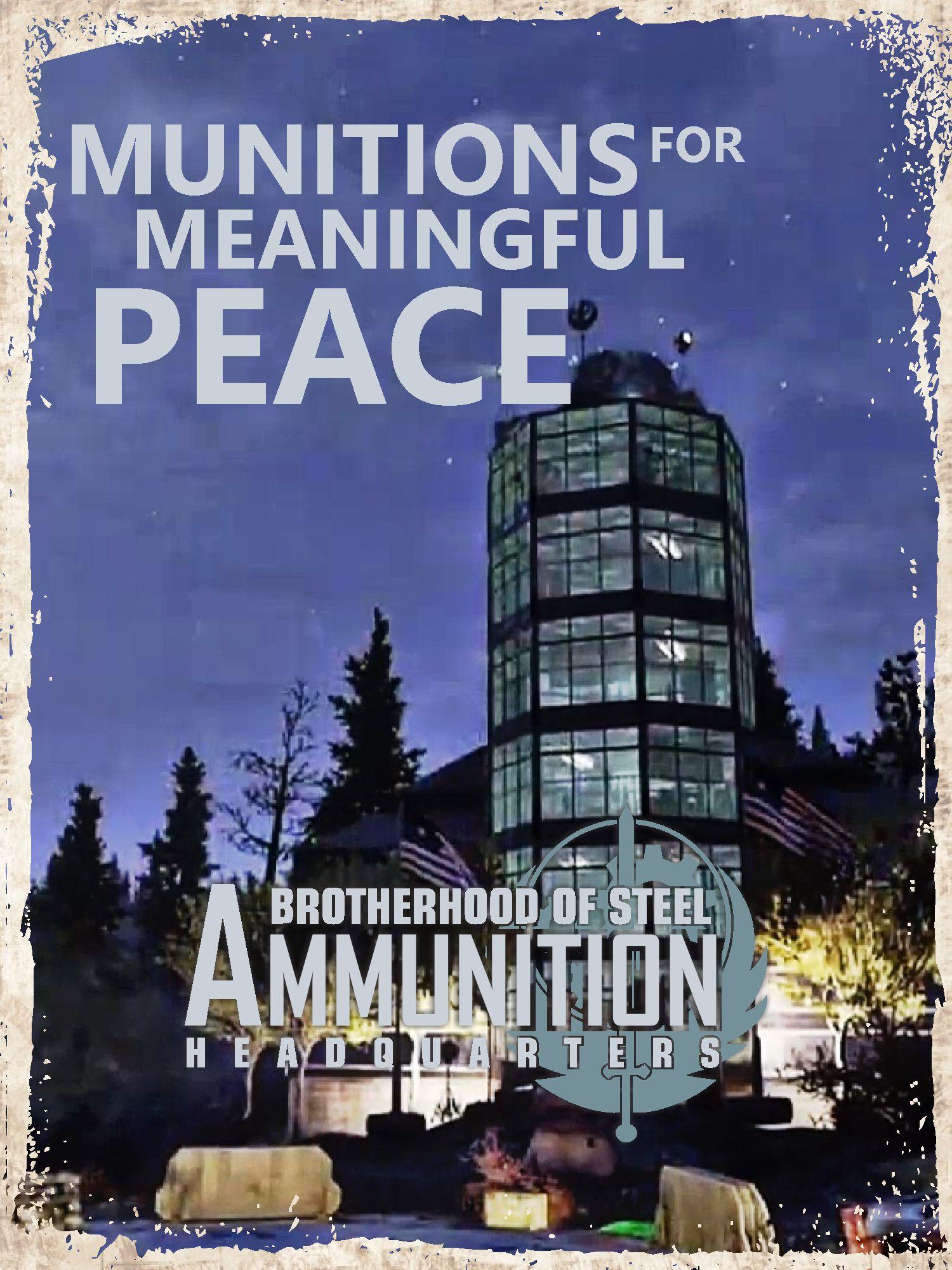 BoS Ammunition HQ