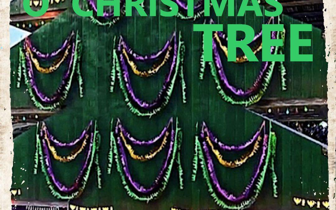 Christmas Tree House