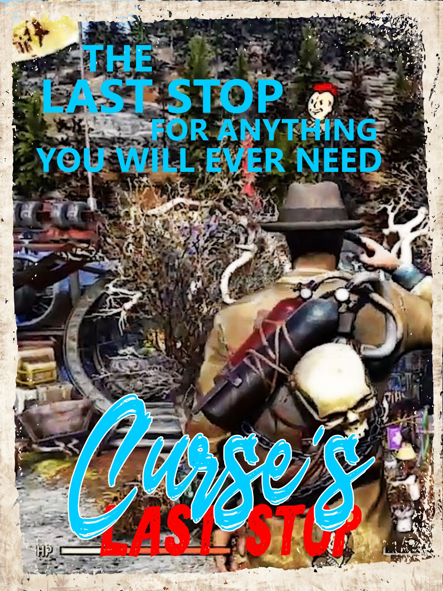 Curse's Last Stop