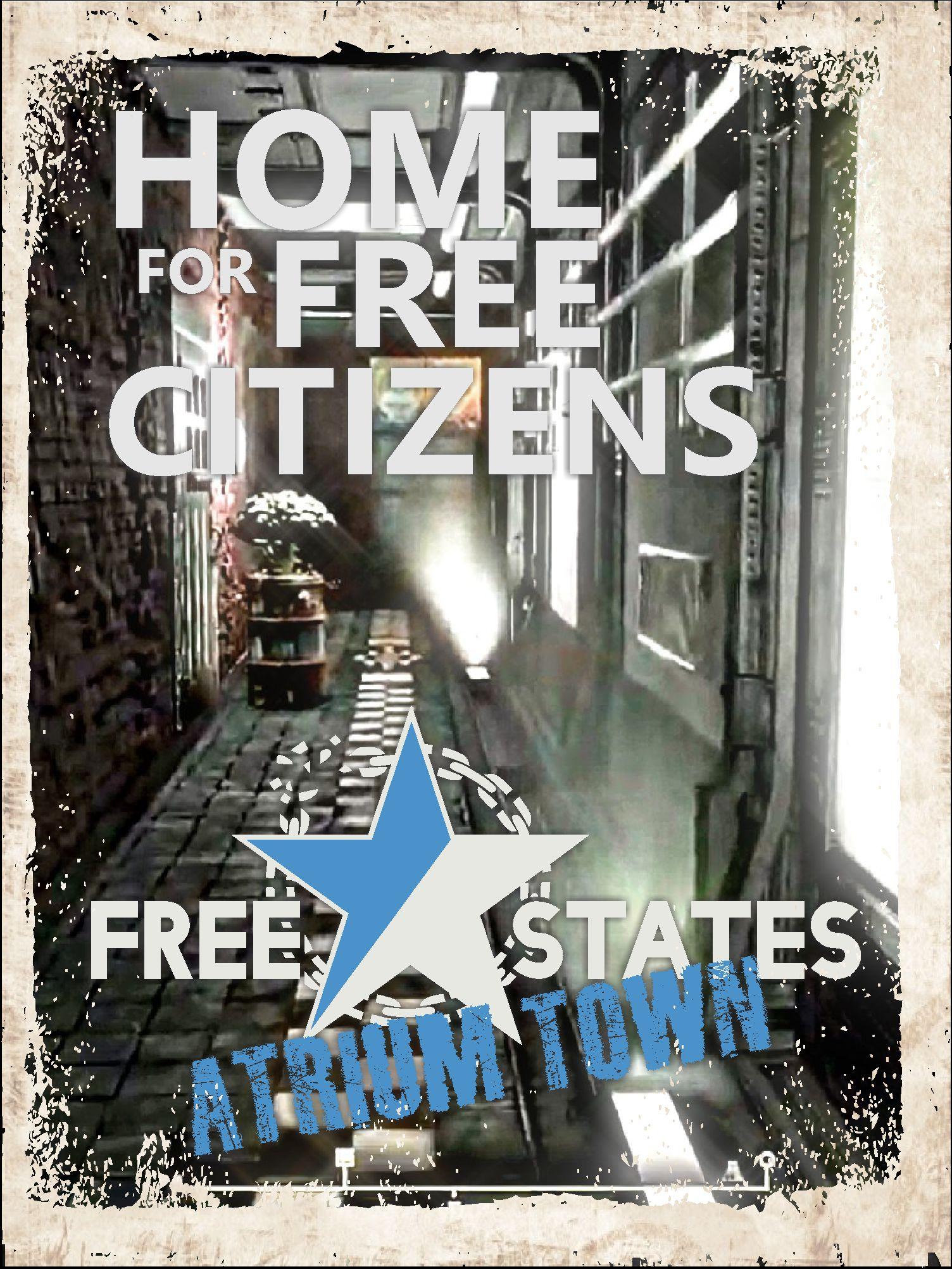 Free States Atrium Town