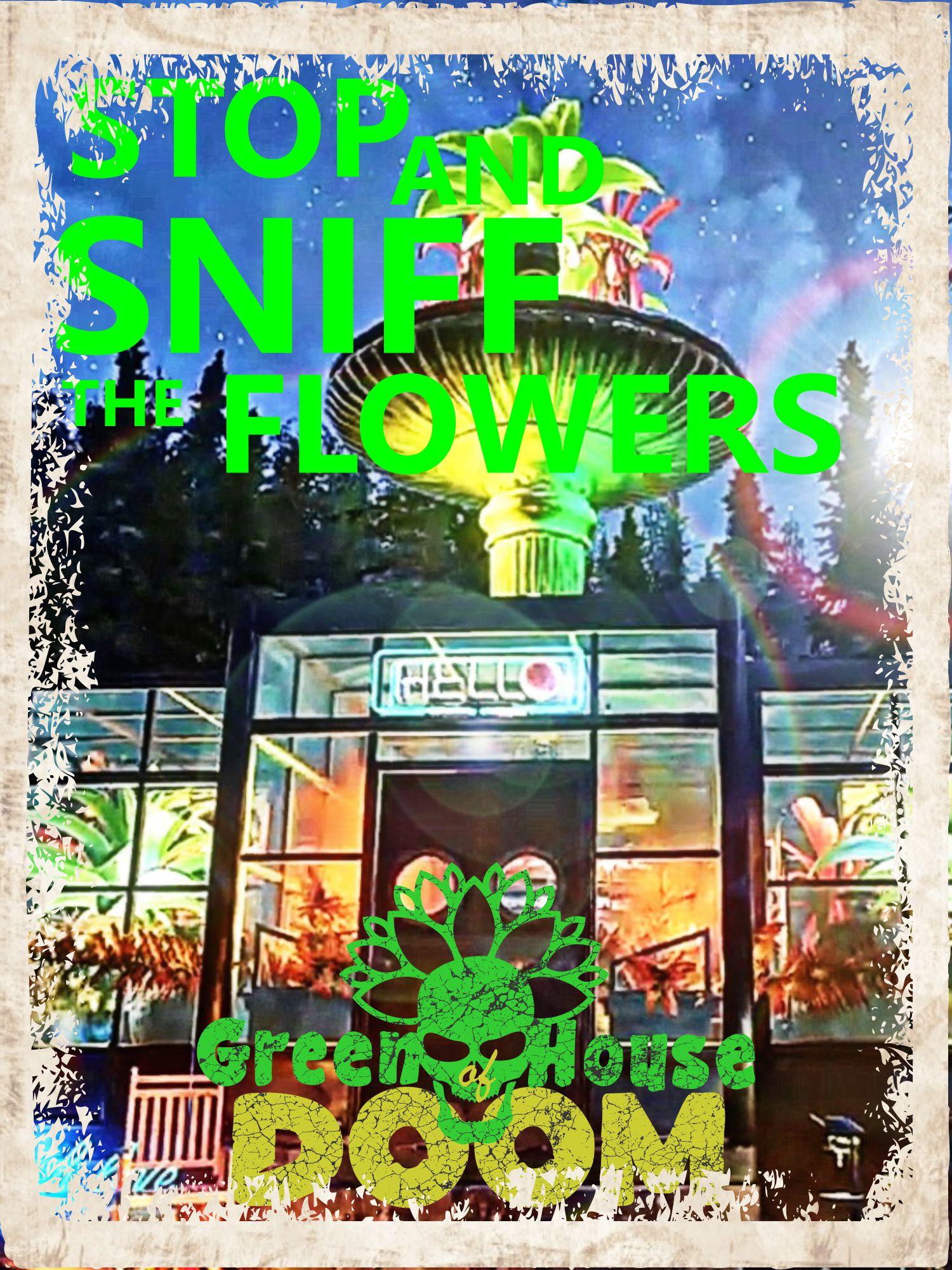 Greenhouse of Doom
