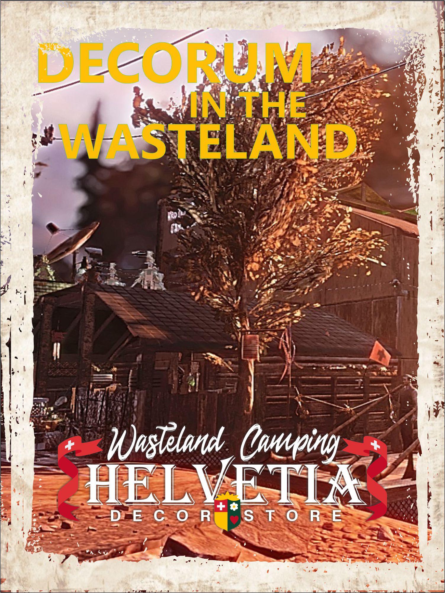 Helvetia Decor Store