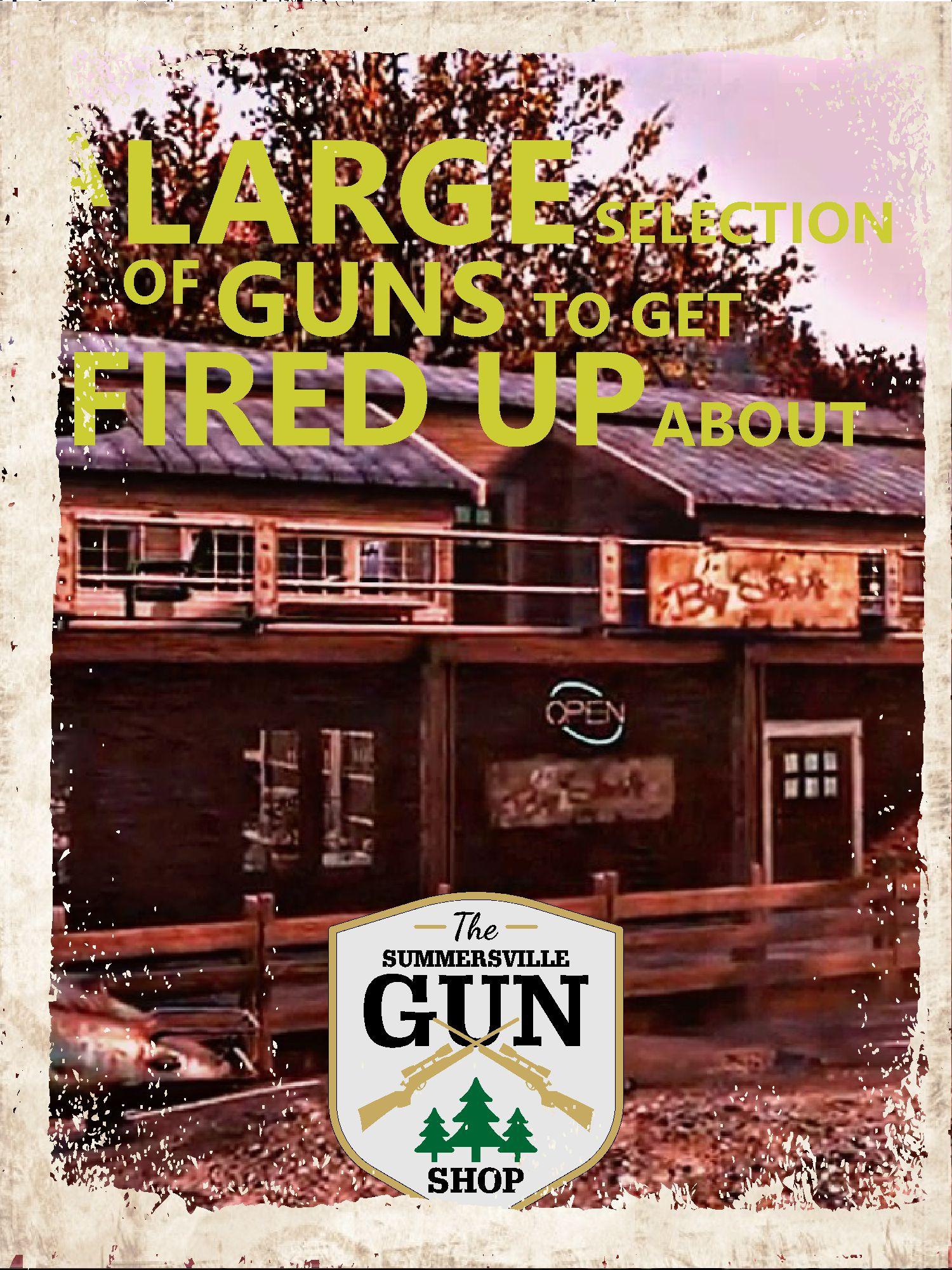 Summersville Gun Shop