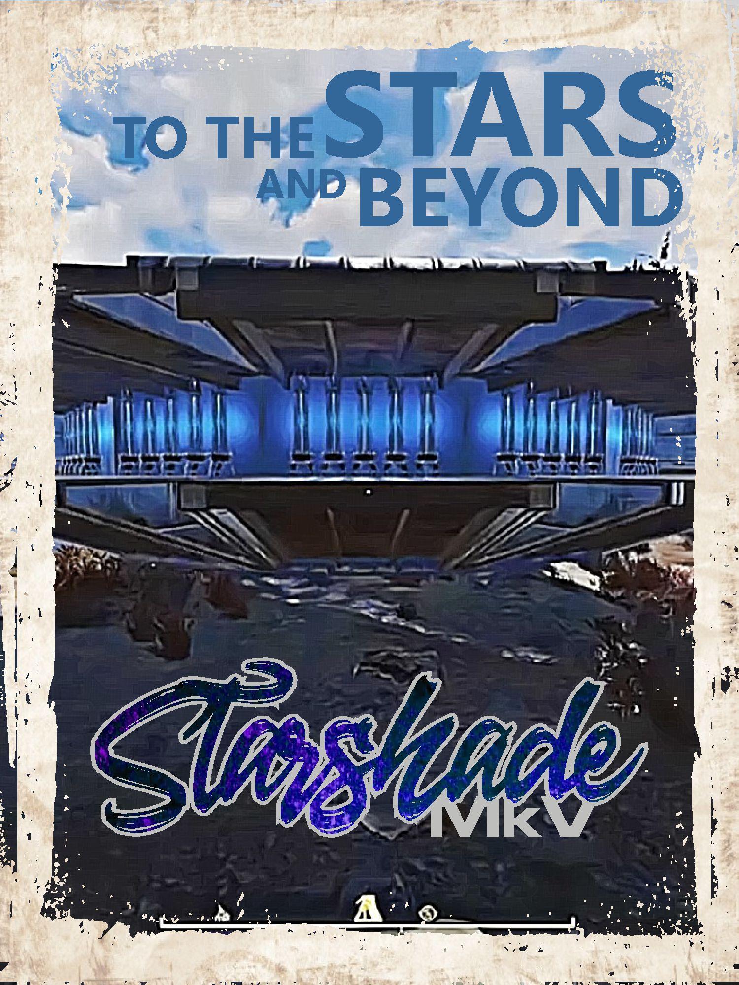 Starshade MkV