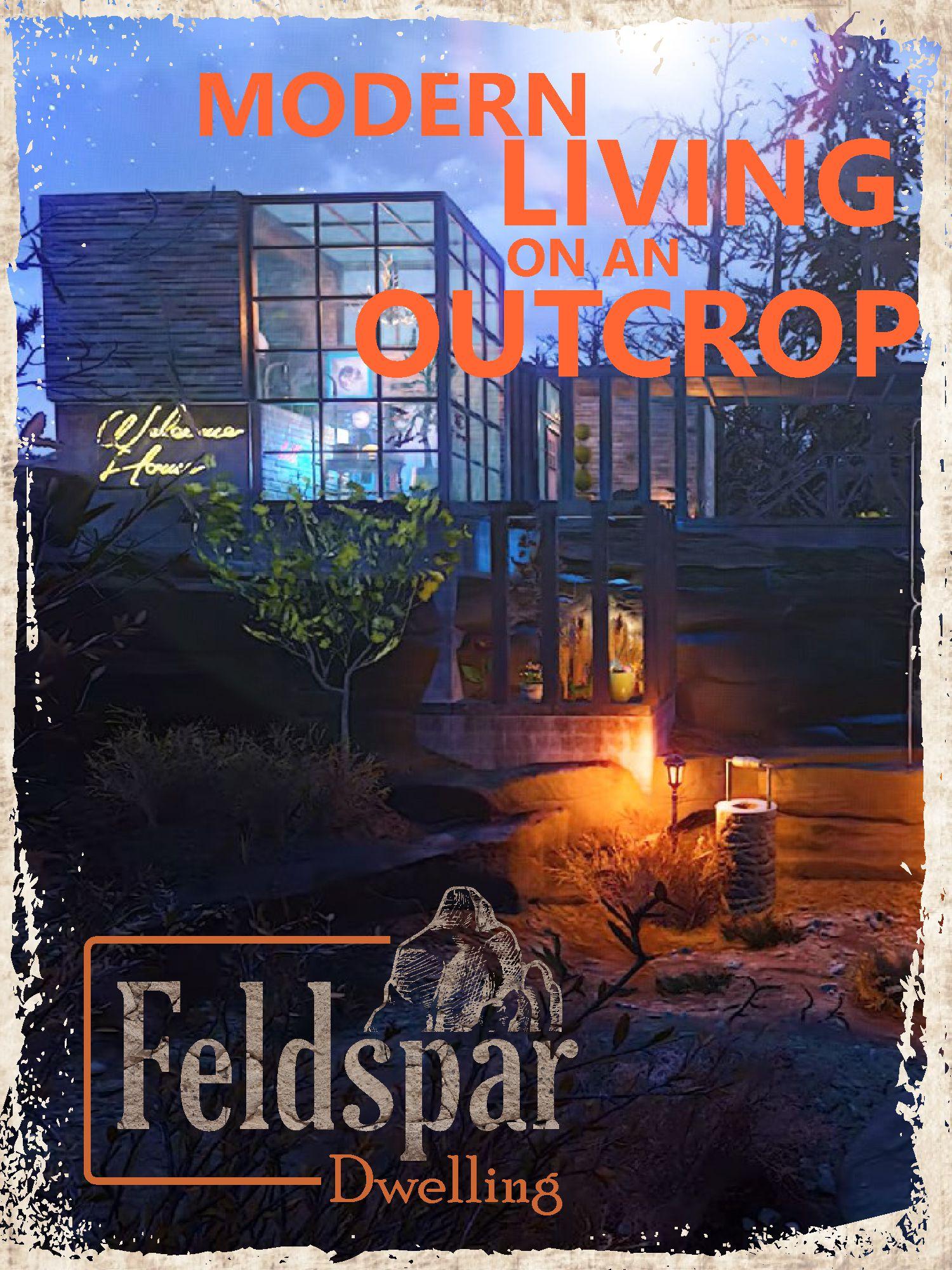 Feldspar Dwelling