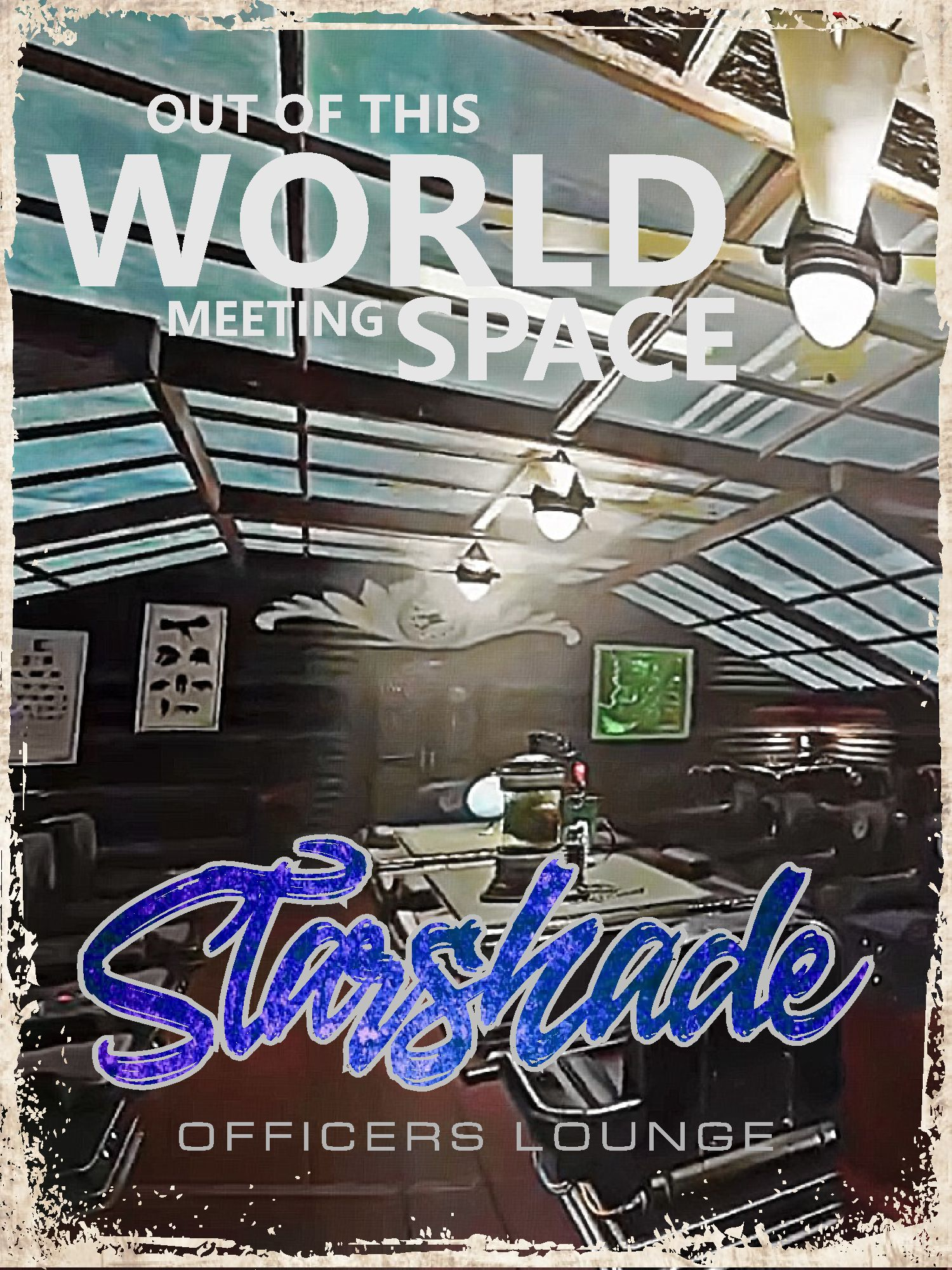 Starshade Officers Lounge