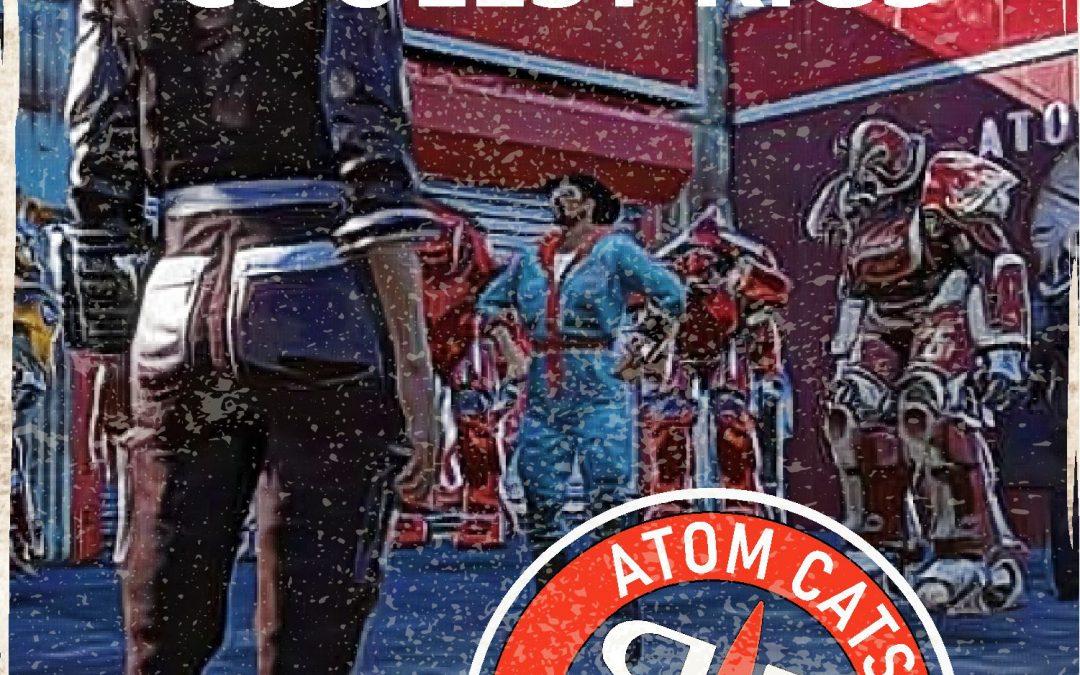 Atom Cats Red Rocket Emmett Mtn WVA