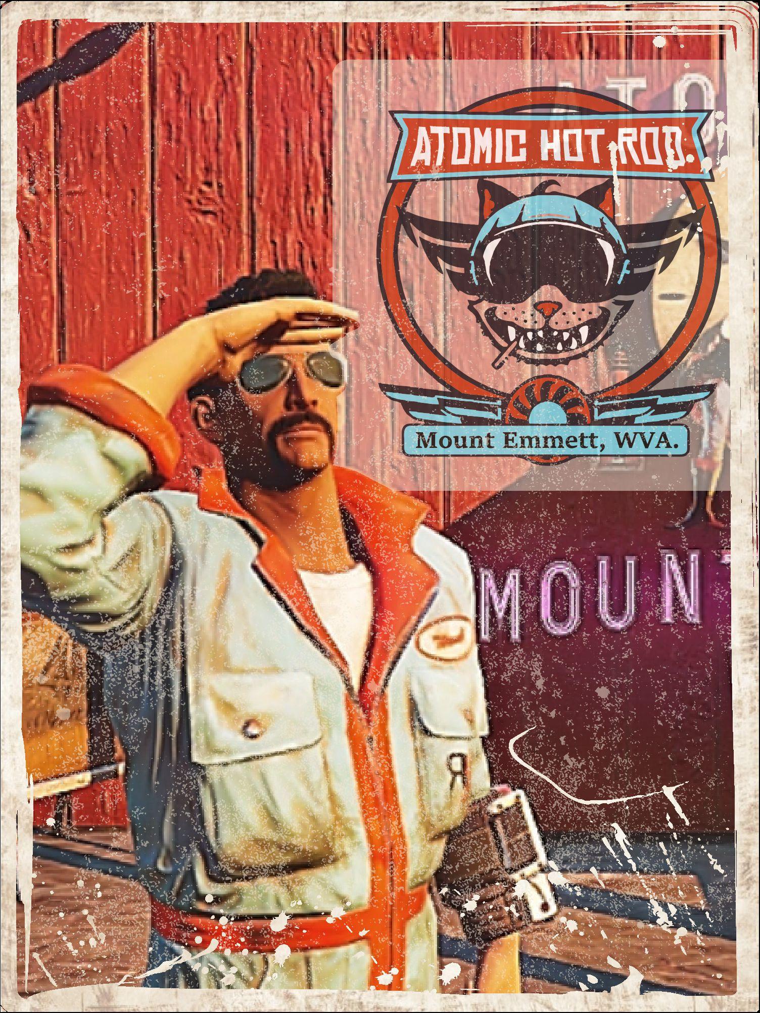 Atomic Hot Rod