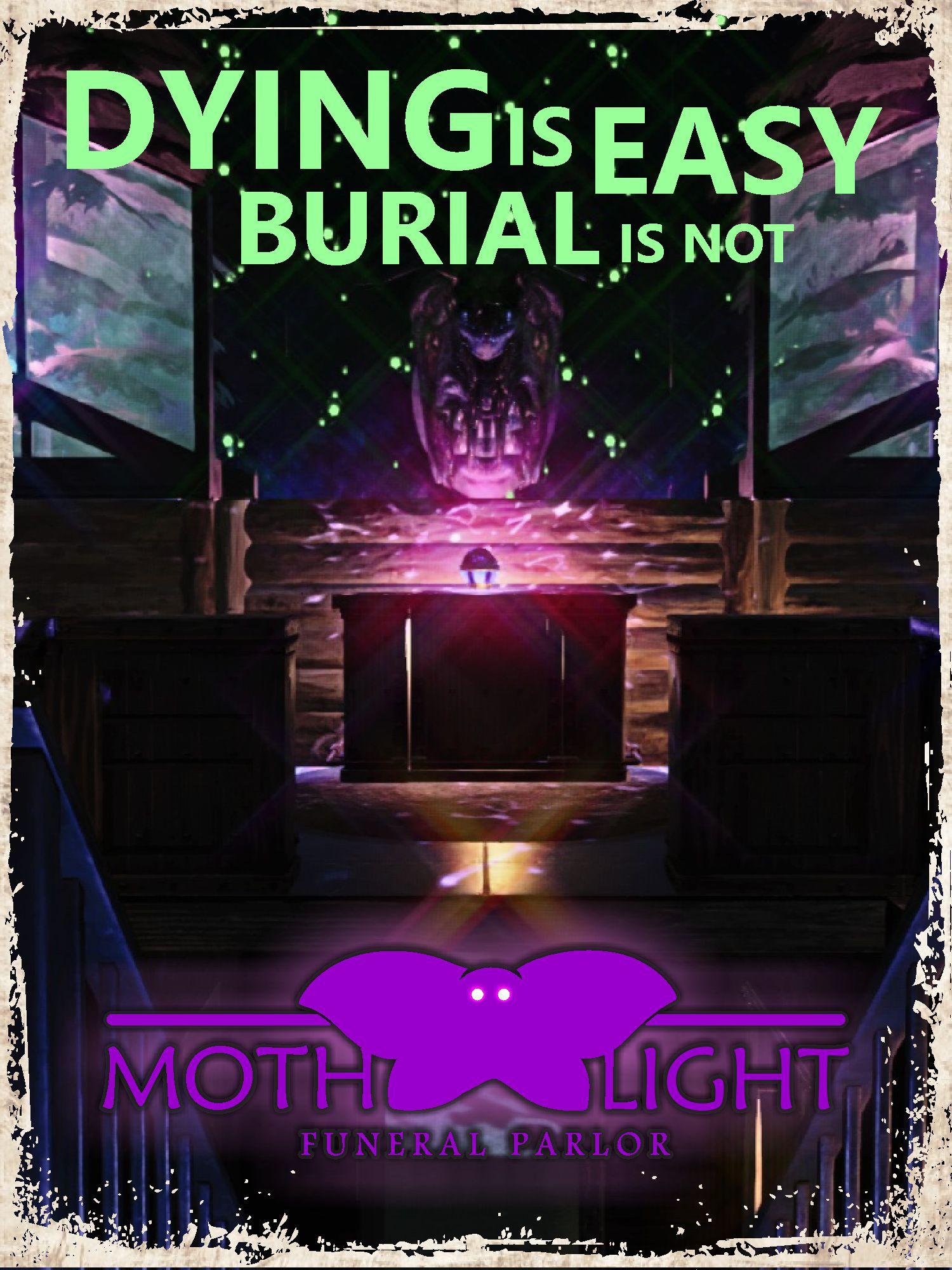 Mothlight Funeral Parlor