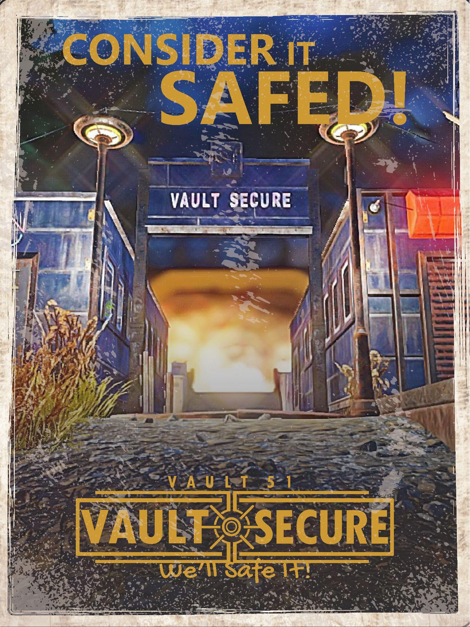 Vault Secure at Vault 51