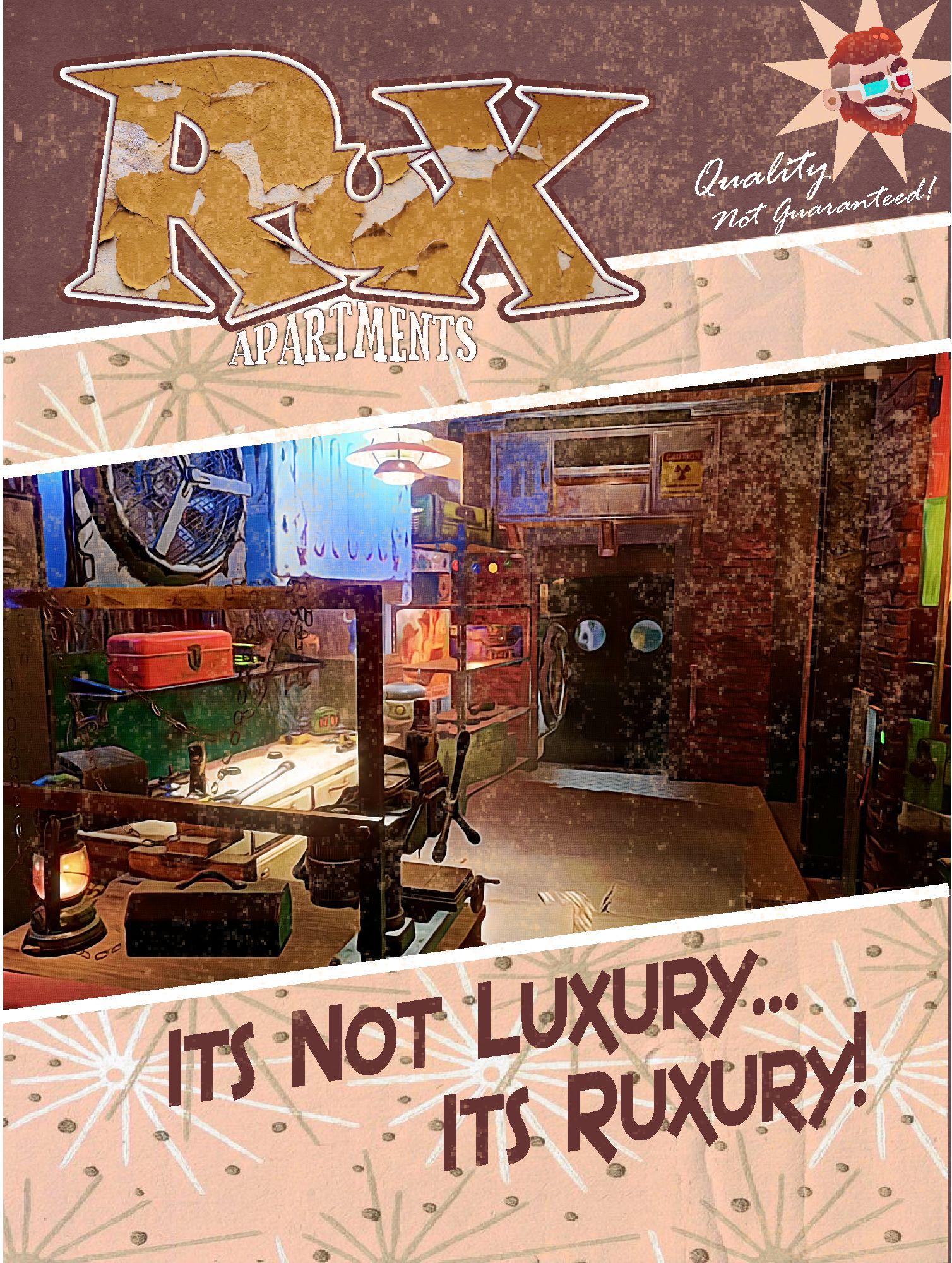 Rux Apartments