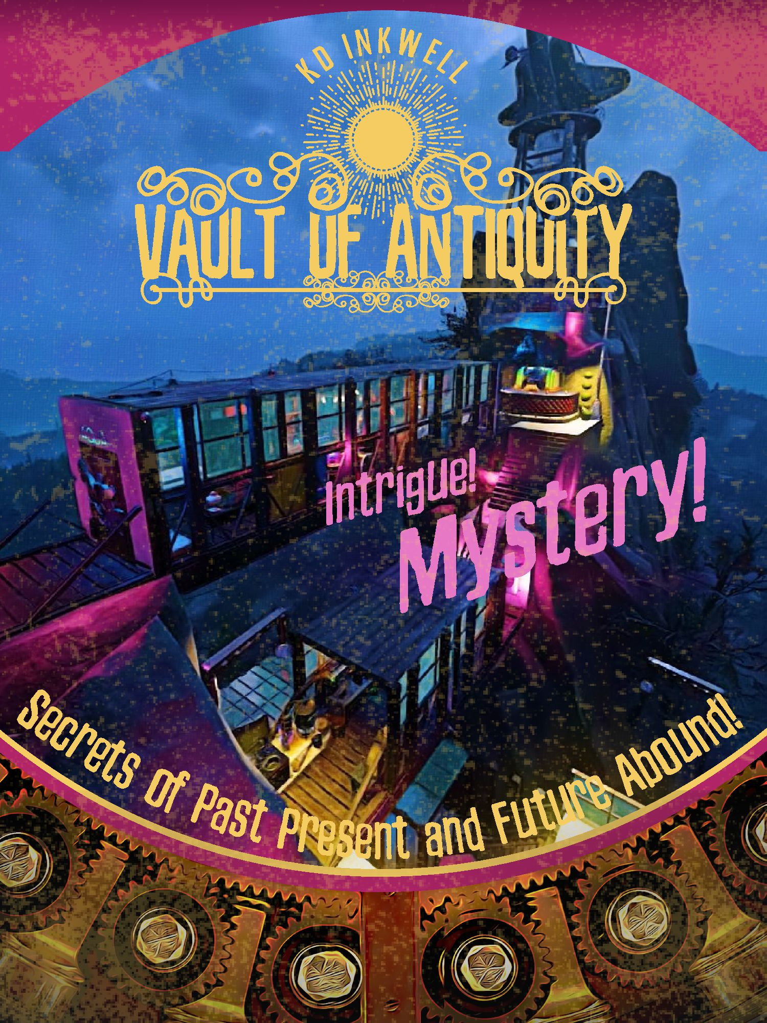 KD Inkwell's Vault of Antiquity