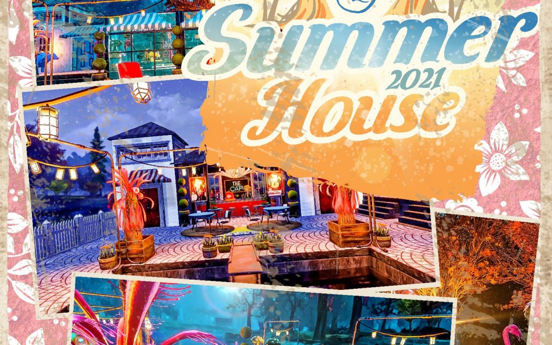 NukaMegs Summer House 2021