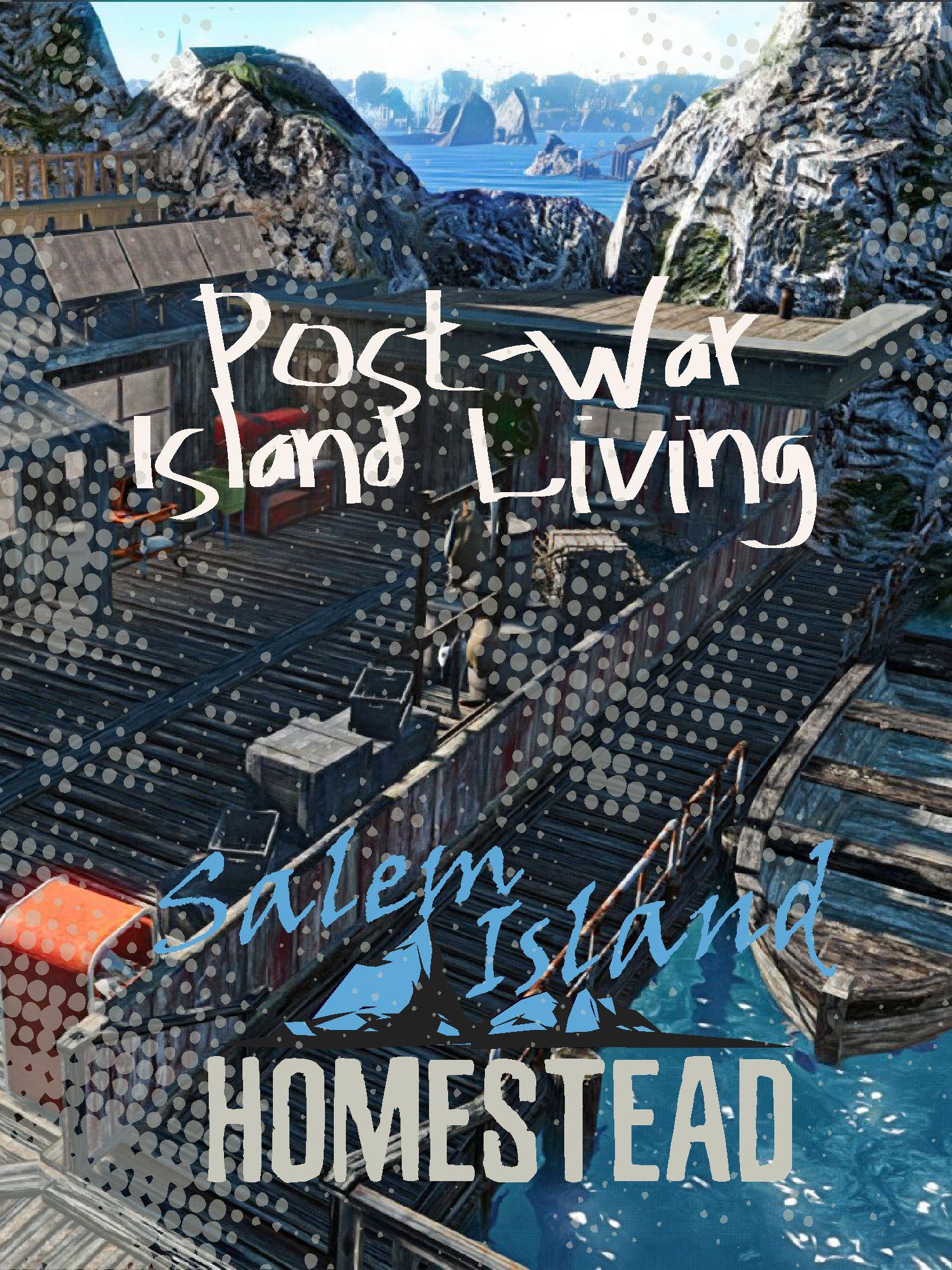 Salem Island Homestead